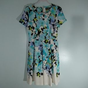 Floral Karl Lagerfeld dress